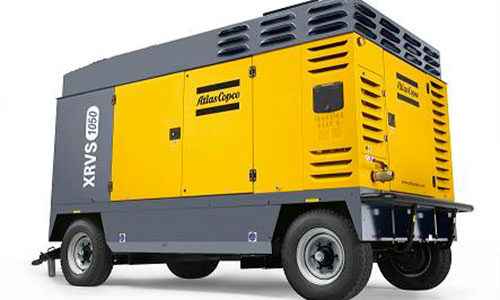AtlasCopco Portable compressor